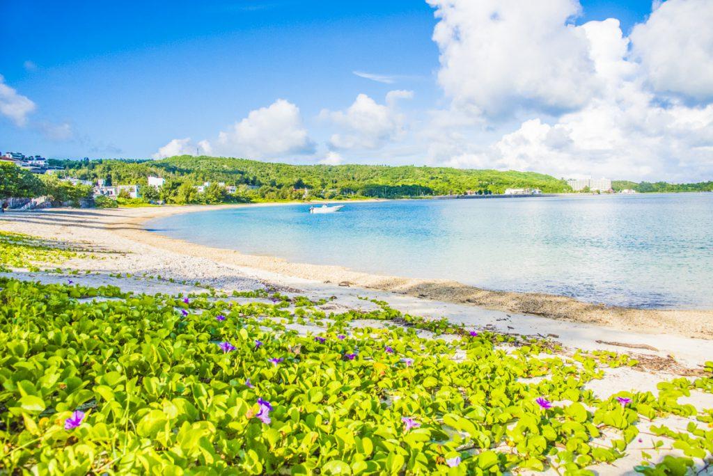 沖縄のシークレットビーチ