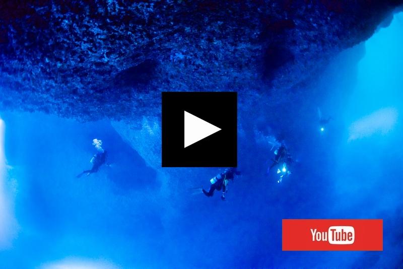 下地島の通り池 動画