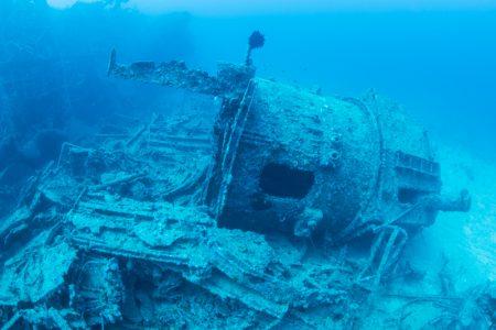 Mk.37 砲射撃指揮装置 ① エモンズ・USS EMMON