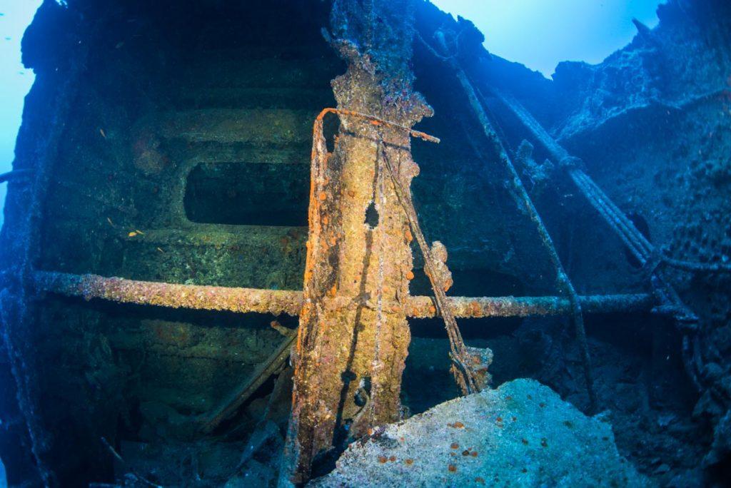 USSエモンズ(米軍駆逐艦)の階層